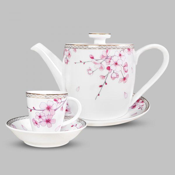 Bộ tách trà Sakura
