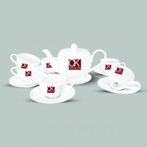 bộ tách trà 591-7, 606-7