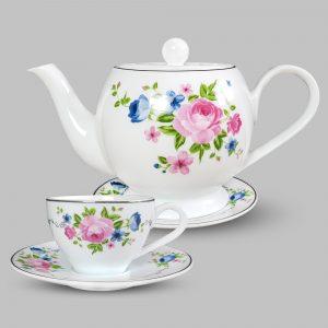 Bộ tách trà đoàn viên