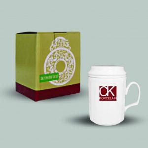 hộp ly lọc trà có nắp