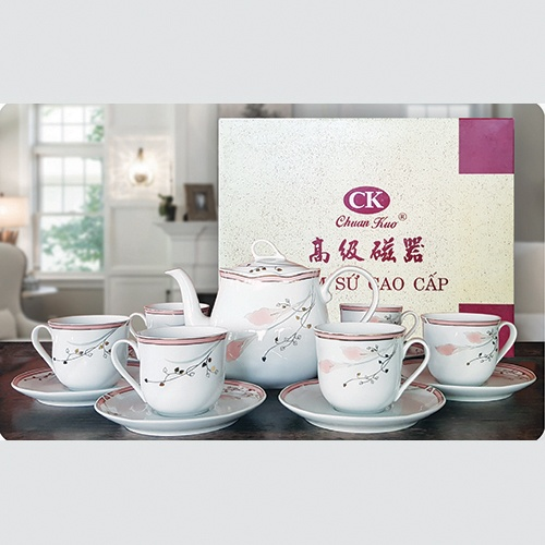 bộ tách trà 502-6 (1012)