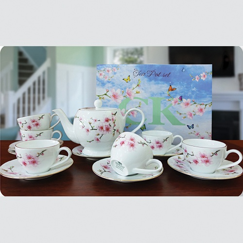 bộ tách trà 591-7 (3040)