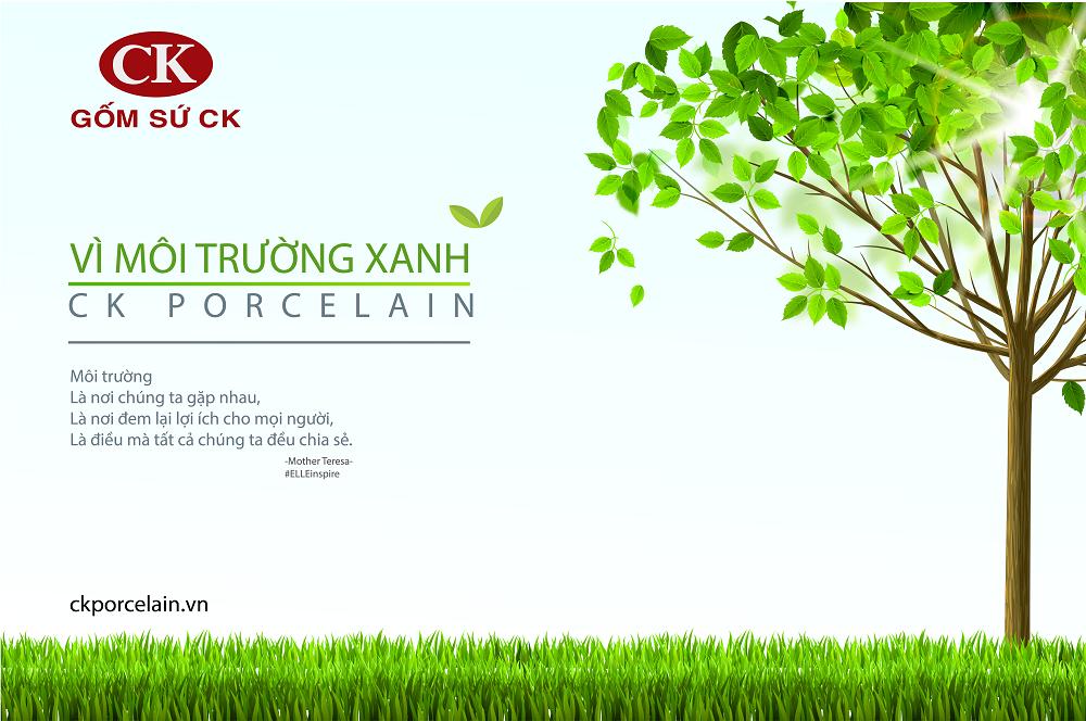CK bảo vệ môi trường
