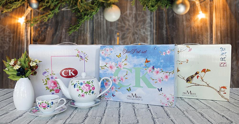 hàng quà tặng CK