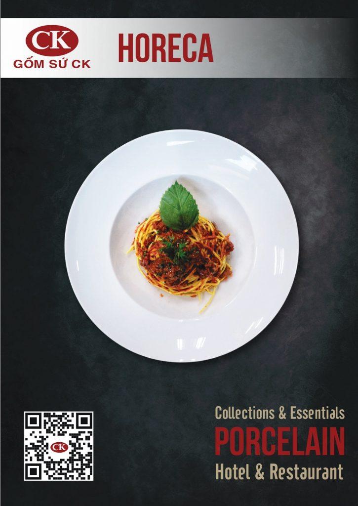 Catalogue Gốm Sứ CK - HoReCa