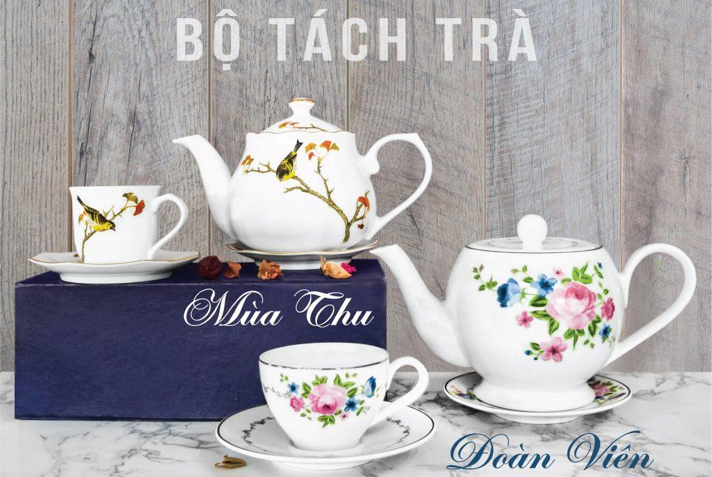 bộ tách trà khuyến mãi trung thu